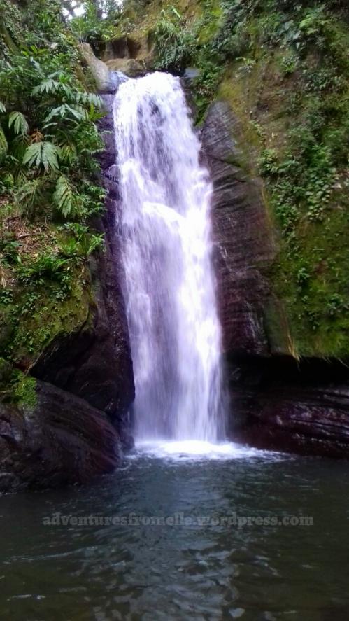Falling Edge Falls, Saint Andrew