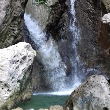 Cane River Falls, Bull Bay, Saint Andrew