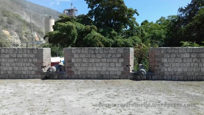 Rockfort Ruins, Kingston