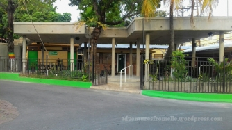Ticket booth and One Love Café at the Bob Marley Museum
