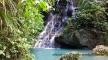 Somerset Falls in Hope Bay, Portland JA