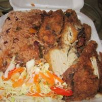 The Jamaican Box Lunch