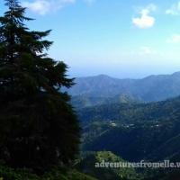 Conquering Blue Mountain Peak: Part 1 of 2