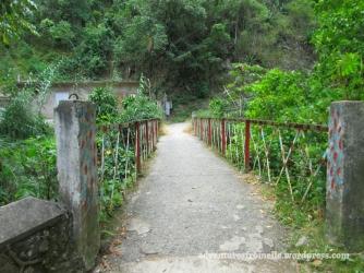 Bridge No. 2 Gordon Town Falls