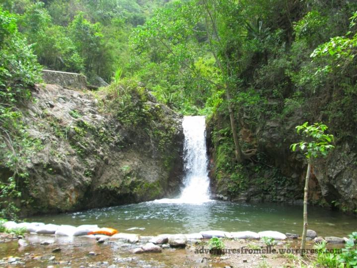 Gordon Town Falls