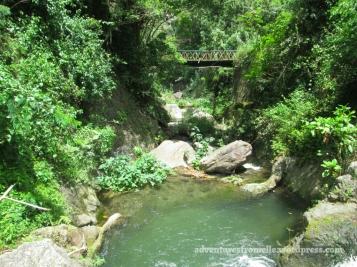 Bridge Gordon Town Falls