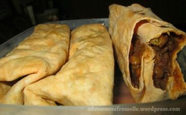 BBQ Lentil Wraps