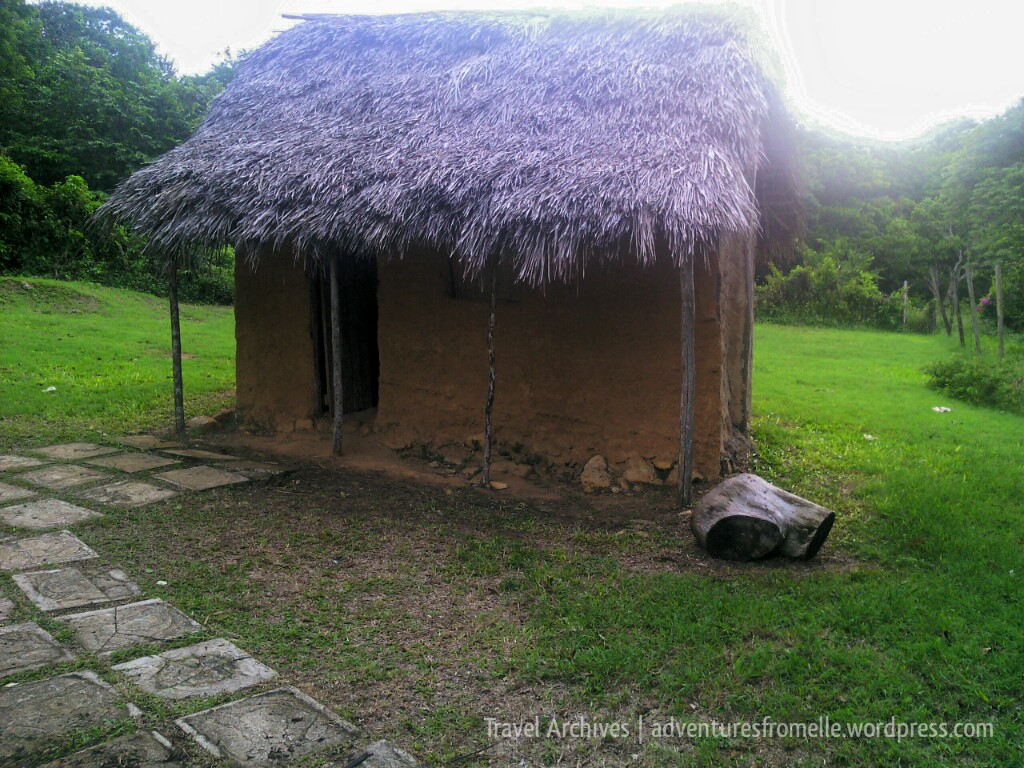 african mud hut