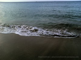 Ebb and flow of the Caribbean Sea