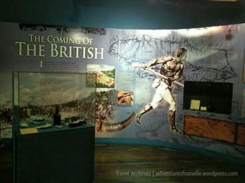 The British in Jamaica