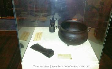 Post-Emancipation Jamaican kitchen items