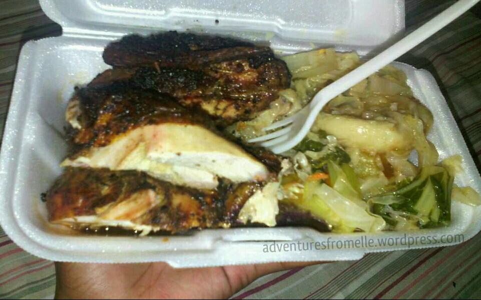 jerk chicken-box-food