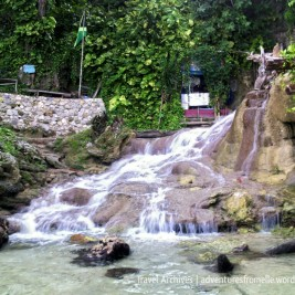 little dunns river falls
