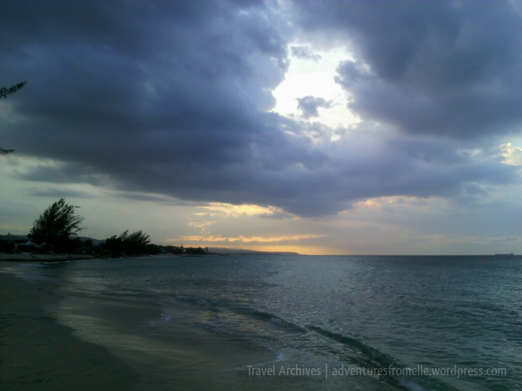overcast shores