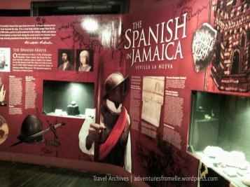 The Spanish in Jamaica