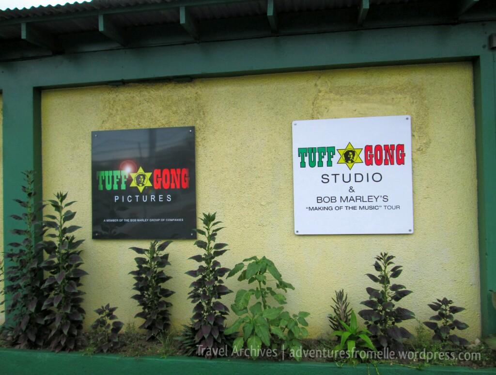 tuff gong studio