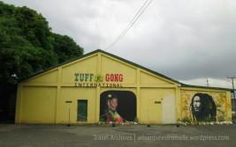 Tuff Gong International Recording Studio & Vinyl Records Factory