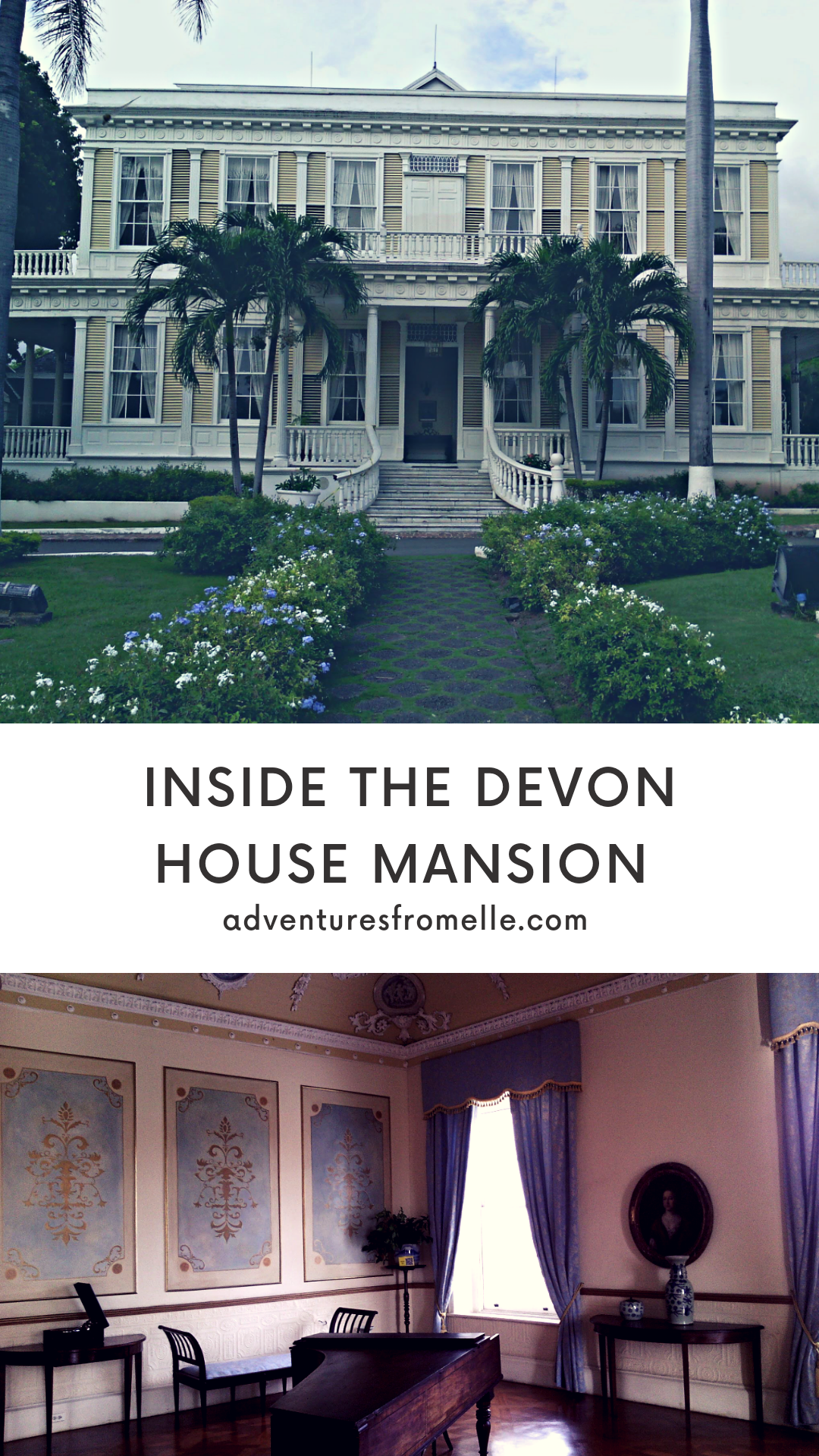Inside the devon house mansion
