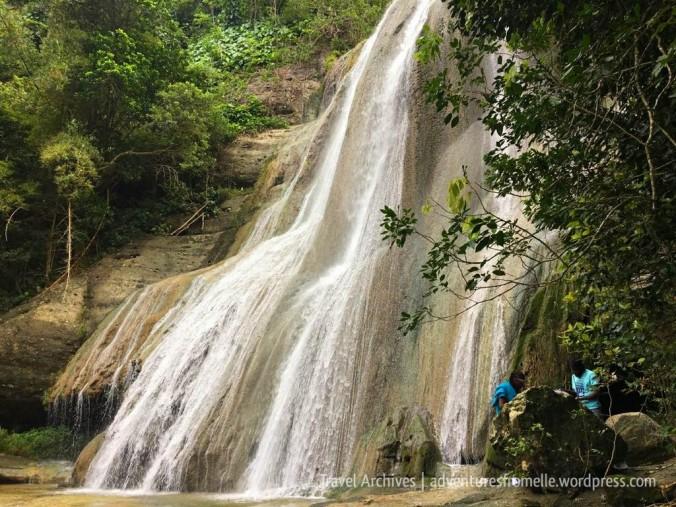 another look at tacky falls