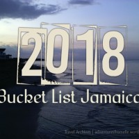 Bucket List Jamaica 2018