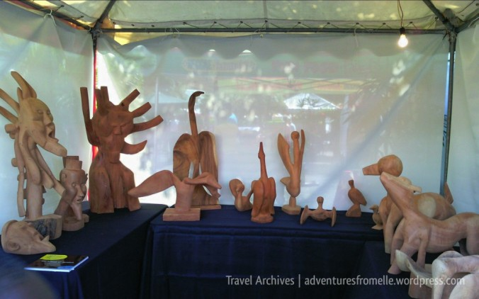 carvings-liguanea art festival 2017