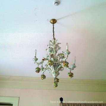 chandelier-devon house mansion