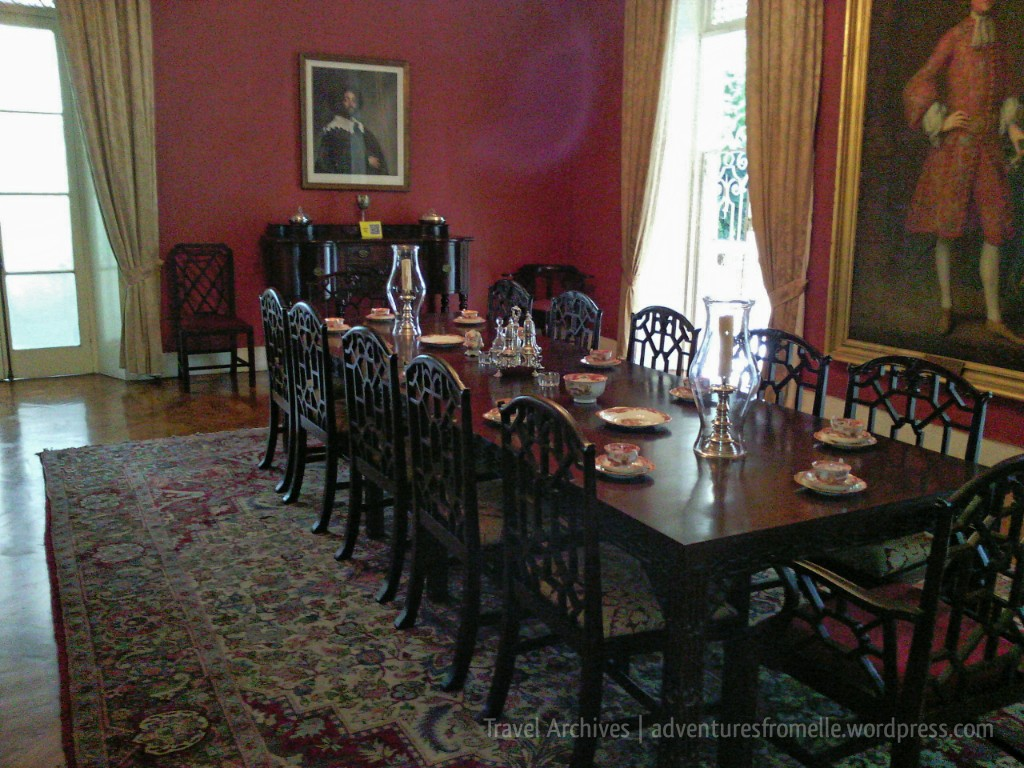 dining room-devon house mansion