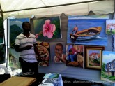 paintings-liguanea art festival 2017