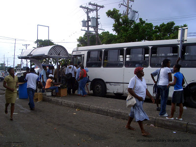 Papine Bus Stop