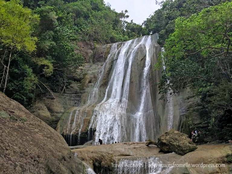 tacky falls in st mary