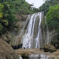 Tacky Falls, Saint Mary