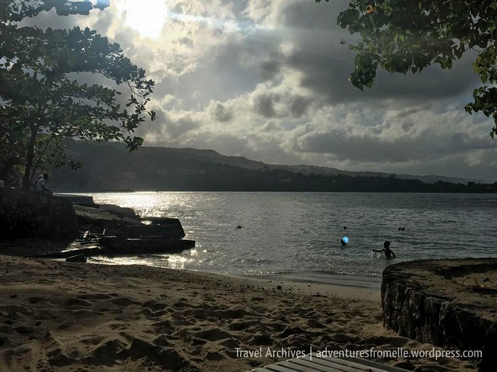 vibes at james bond beach