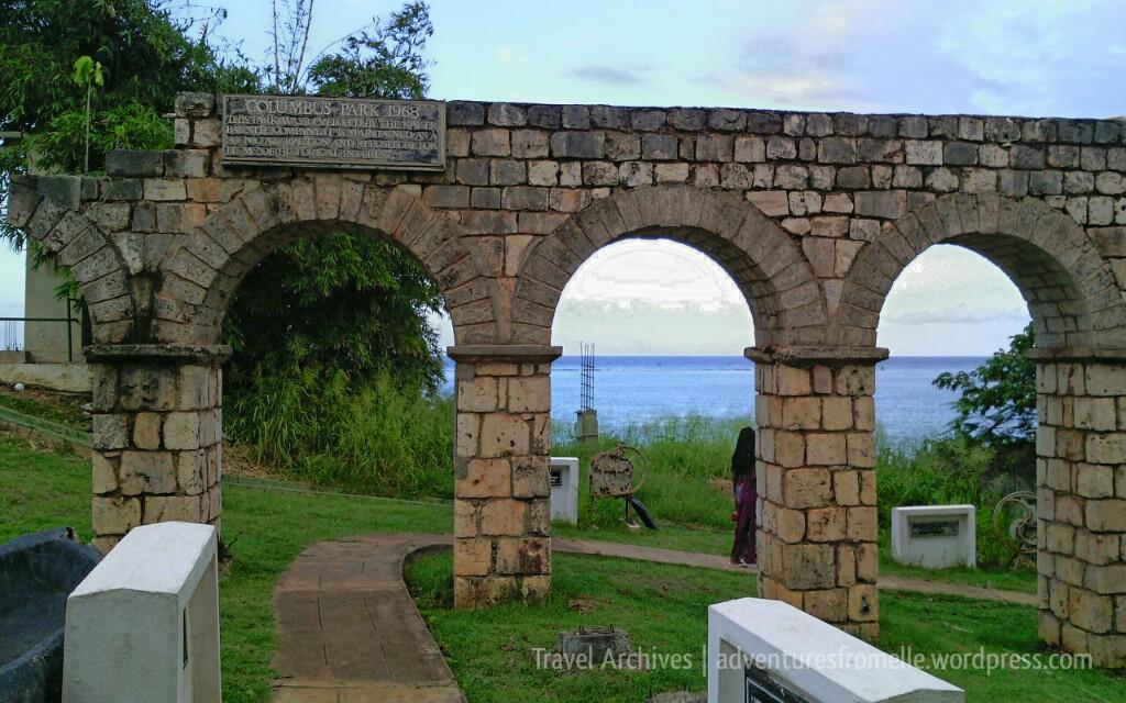 arches-columbus park