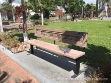 benches-cecil charlton park