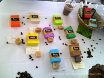 Jamaican-made soaps with local ingredients