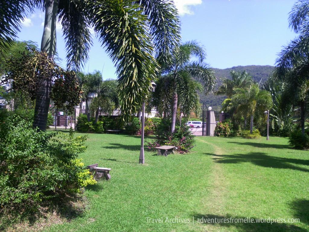 empowerment park in clarendon ja