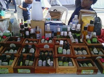 essential oils-coffee fest 2018