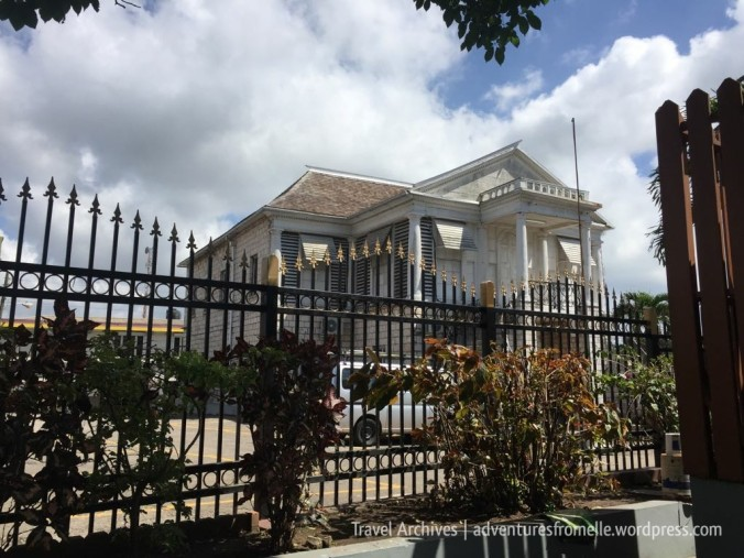 mandeville courthouse