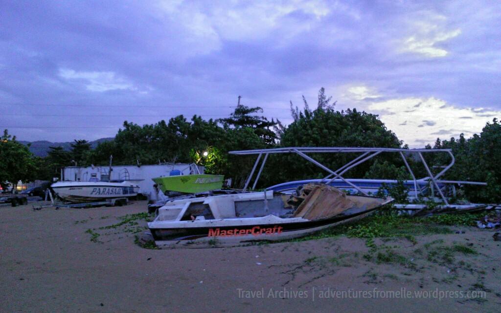 more boats- salem beach