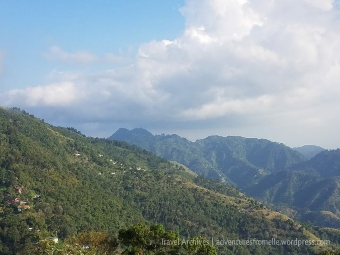 newcastle jamaica-views