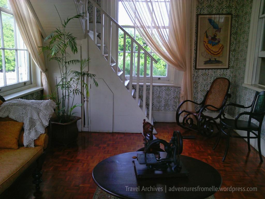 sitting room-devon house mansion