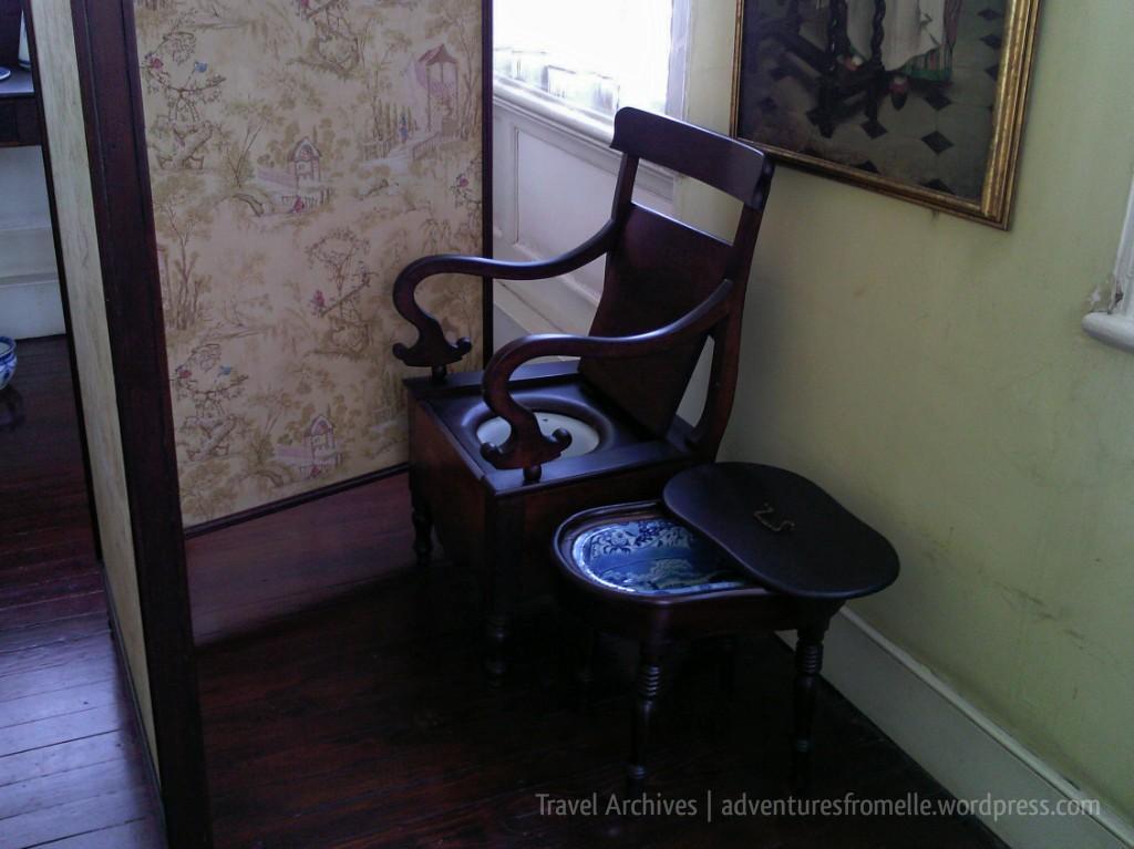 toilet & bidet-devon house mansion