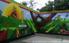 trench town mural