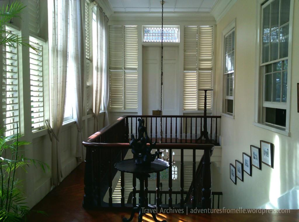 upstairs devon house mansion