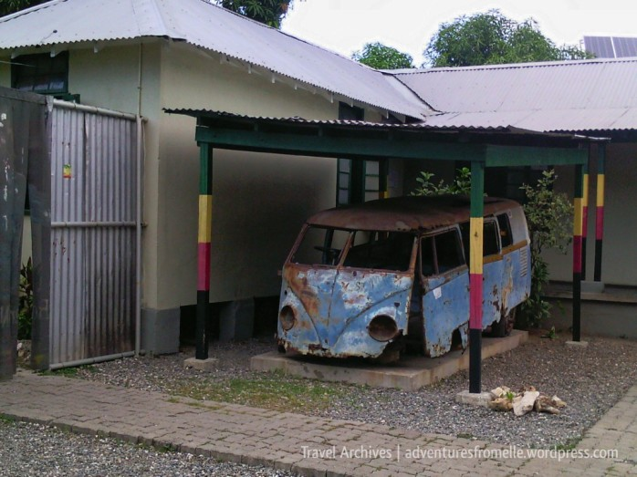 volkswagen-Bob Marley Trench Town