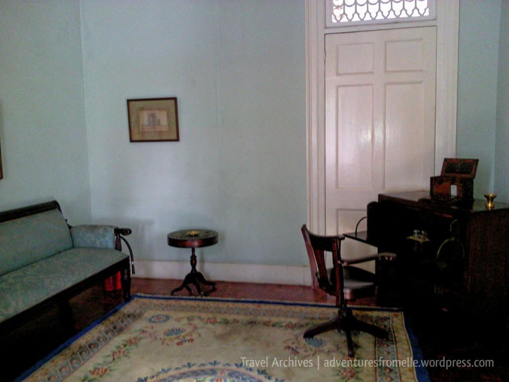 writing room-devon house mansion