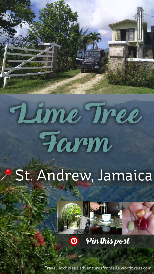 Lime Tree Farm Jamaica
