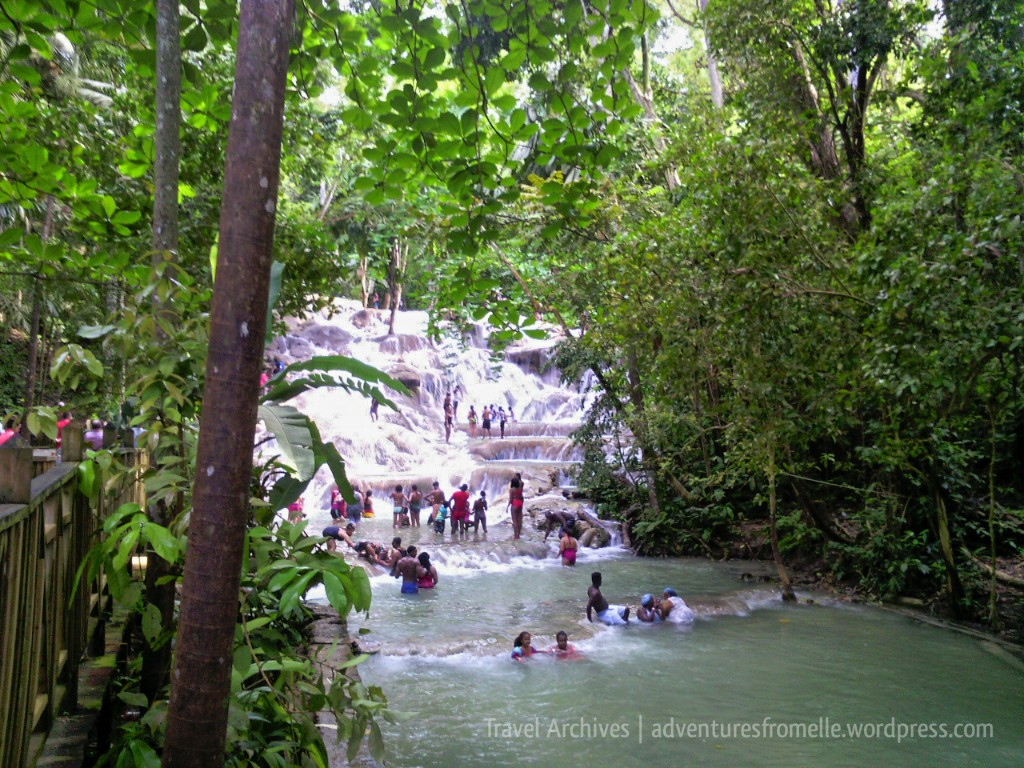 another view of dunns river jamaica