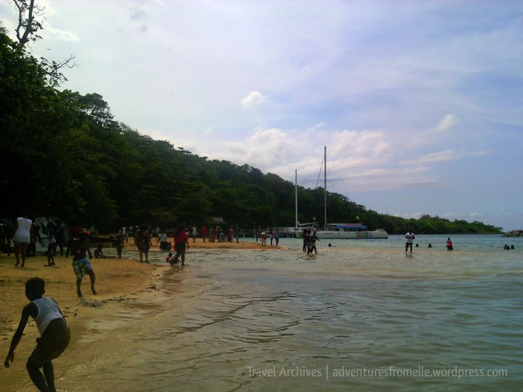 dunns river beach