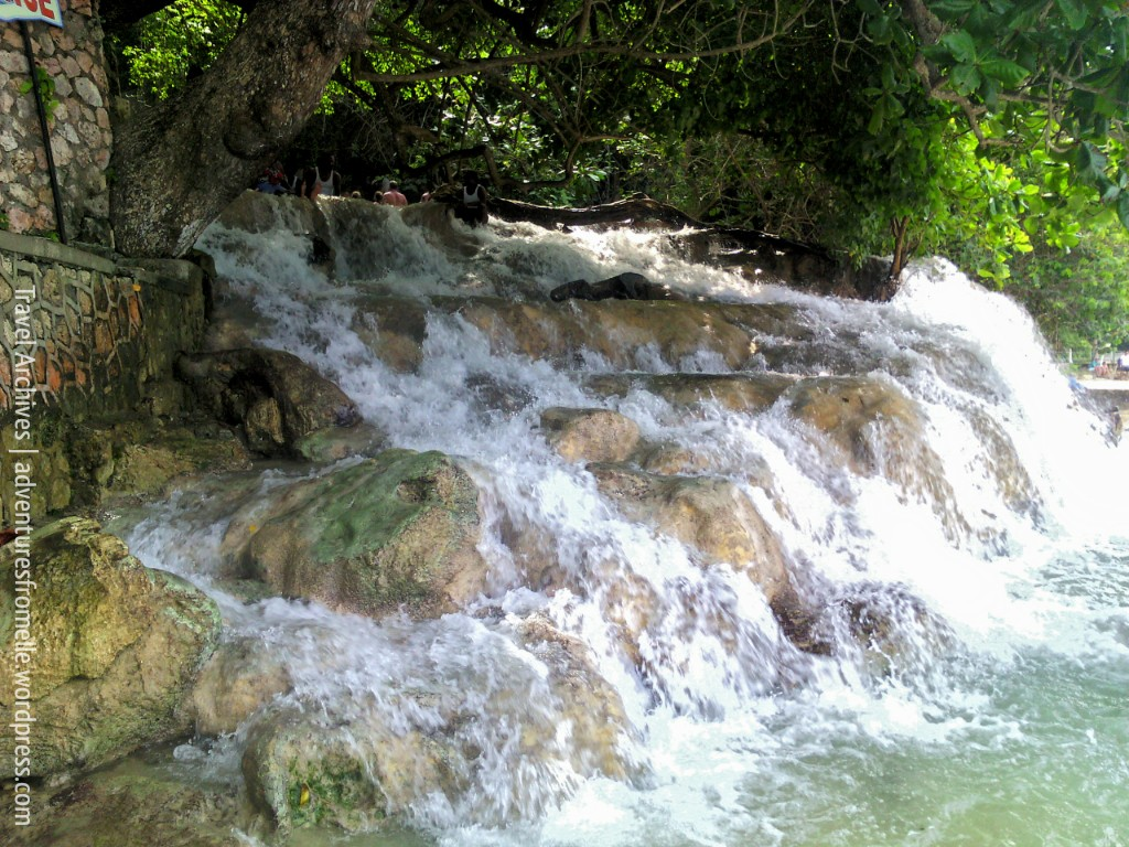 dunns river by the sea